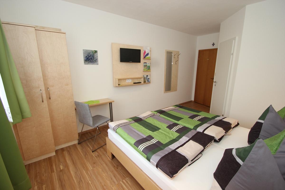 Doppelbett/Twinbett-Zimmer