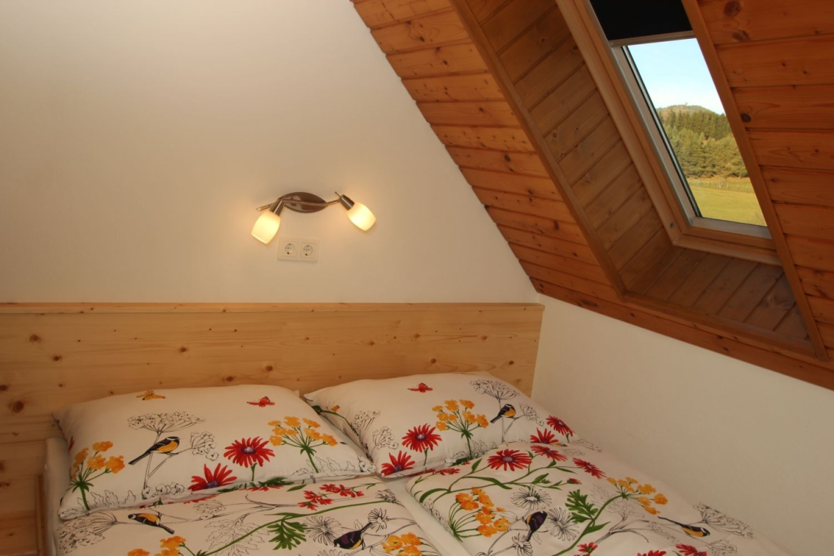 Doppelbett-Twin-Betten-mit-Blick-zum-Tremmelberg