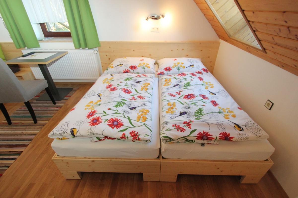 Doppelbett-Twin-Betten