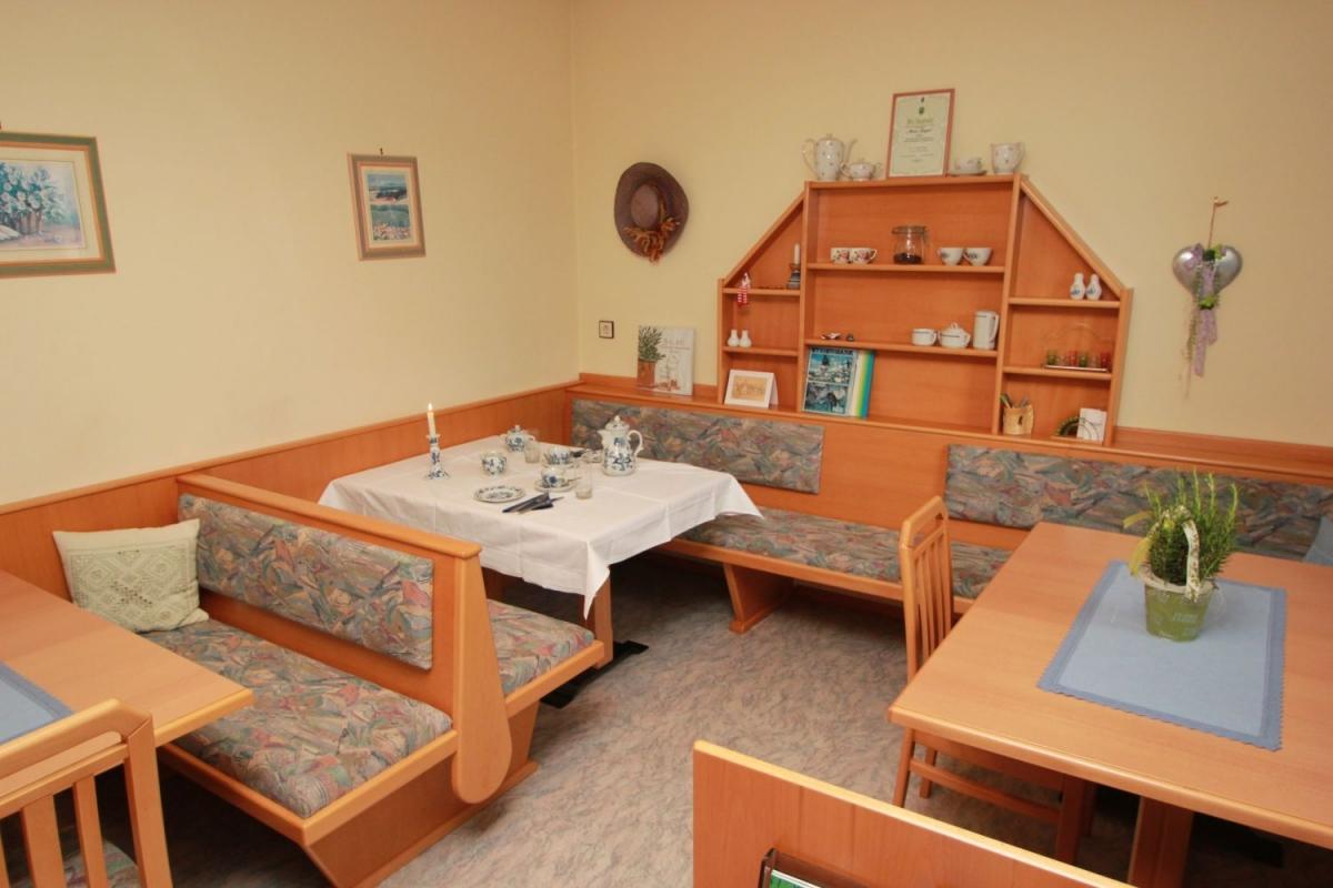 Frühstücksraum-Aufenthaltsraum